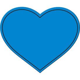 Heart Flexible Magnet for Promotion