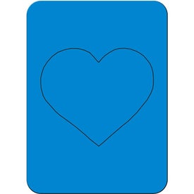 Heart Photo Magnet Giveaways