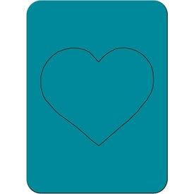 Company Heart Photo Magnet