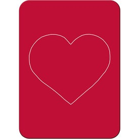 Heart Photo Magnet for Your Organization