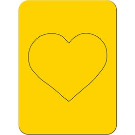 Heart Photo Magnet for Promotion