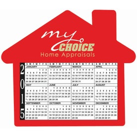House Calendar Magnet for Marketing
