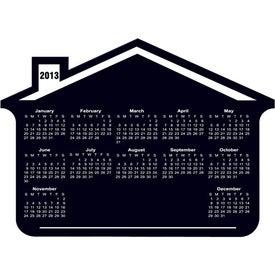 Printed Customizable House Calendar Magnet