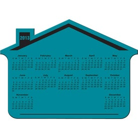 Customizable House Calendar Magnet for your School