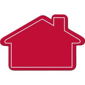Monogrammed House Flexible Magnet