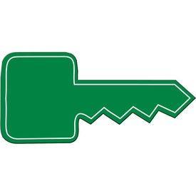 Monogrammed Key Flexible Magnet