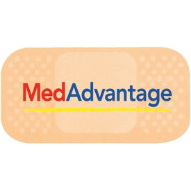 Medium Stock Shape Magnet (Bandage - 20 Mil)