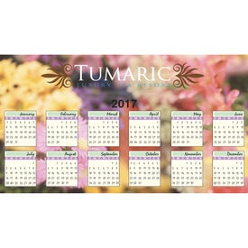 Large Calendar Magnet (30 Mil, Digitally Printed)