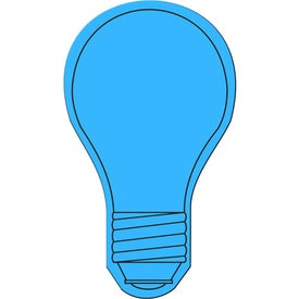 Light Bulb Flexible Magnet Branded with Your Logo