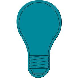 Promotional Light Bulb Flexible Magnet