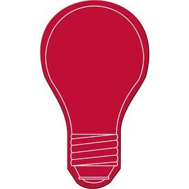 Light Bulb Flexible Magnet for Advertising