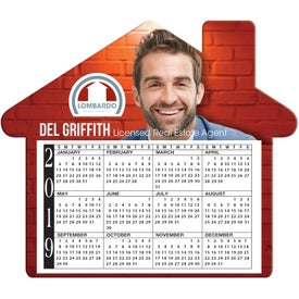 "BIC House Calendar Magnet (0.03"" Thick, 2020)"