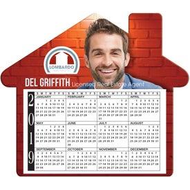 House Calendar Magnet (30 Mil, Digitally Printed)