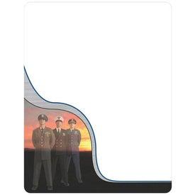 Company Memo Board with Magnet