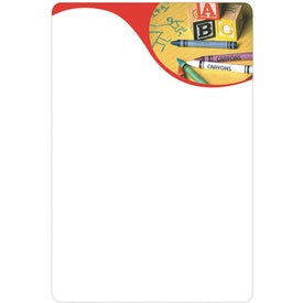 Memo Board with Magnet (5 1/2 x 8 1/4)