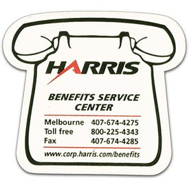 Telephone Magnet for Promotion