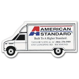 Moving Truck Magnet (.020 Thickness)
