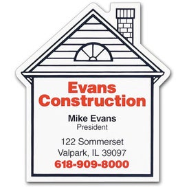 New House Magnet (.020 Thickness)