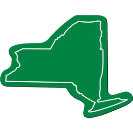 Printed New York Flexible Magnet