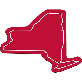 New York Flexible Magnet with Your Logo