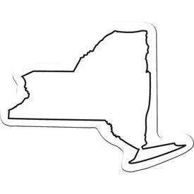 New York Flexible Magnet for Promotion