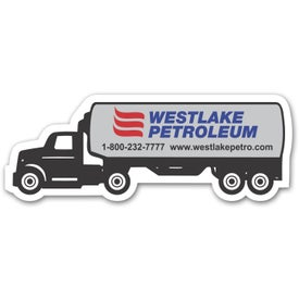 Oil Truck Magnet (.020 Thickness)