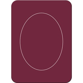 Oval Photo Magnet for Your Church