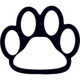 Branded Paw Flexible Magnet