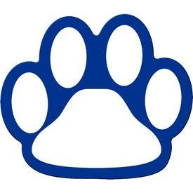 Logo Paw Flexible Magnet