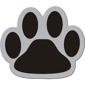 Logo Paw Flexible Magnet