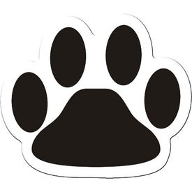 Paw Flexible Magnet for your School