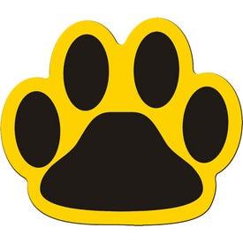 Personalized Paw Flexible Magnet