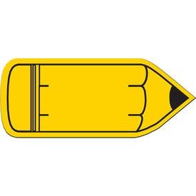 Customized Pencil Flexible Magnet