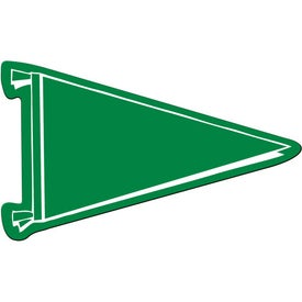 Customized Pennant Flexible Magnet