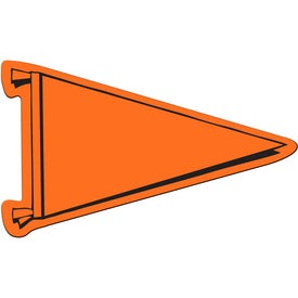 Pennant Flexible Magnet for Your Company