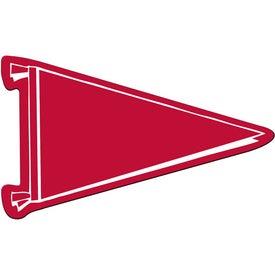 Logo Pennant Flexible Magnet
