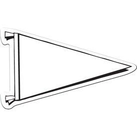 Promotional Pennant Flexible Magnet
