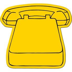 Company Phone Flexible Magnet