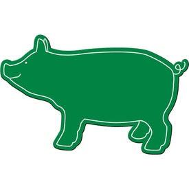 Pig Magnet for Advertising