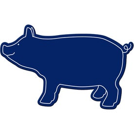 Pig Magnet Branded with Your Logo