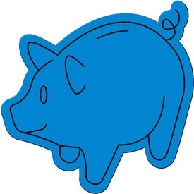 Piggy Bank Magnet for Your Organization
