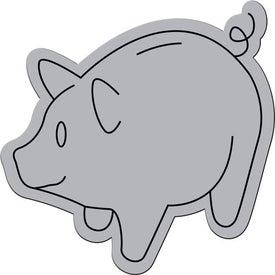 Piggy Bank Magnet for Marketing