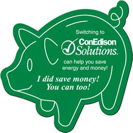 Piggy Bank Magnet for Your Church
