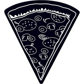 Pizza Slice Flexible Magnet for Customization