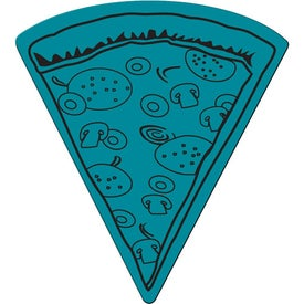 Advertising Pizza Slice Flexible Magnet