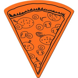 Pizza Slice Flexible Magnet for Promotion