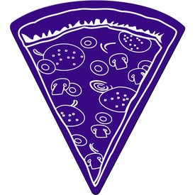 Pizza Slice Flexible Magnet for Marketing