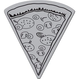 Customized Pizza Slice Flexible Magnet