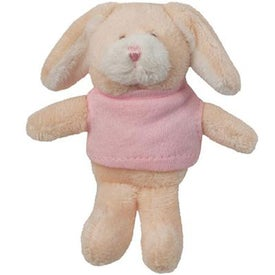 Plush Bunny Magnet