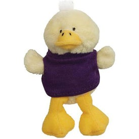 Plush Duck Magnet